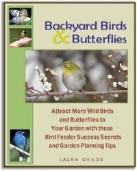 Backyard Birds and Butterflies book