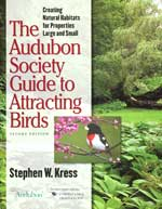 The Audubon Society Guide to Attracting Birds Book