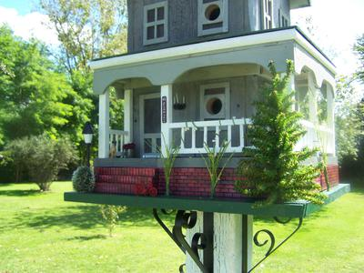 Decorative bird houses for Different bird houses