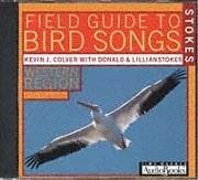 stokes bird songs: western region