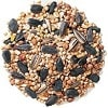 bird seed mixture with stripped sunflower seed
