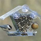 window mount bird feeders