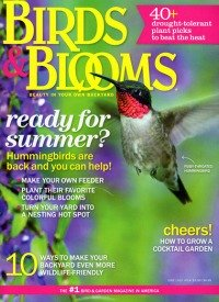birds and blooms magazine