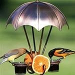copper top oriole feeder