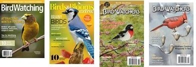 bird watching magazine titles